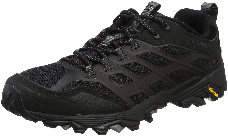 Merrell Moab Fst, Zapatillas de Senderismo para Hombre 40 EU|Negro (All Black)