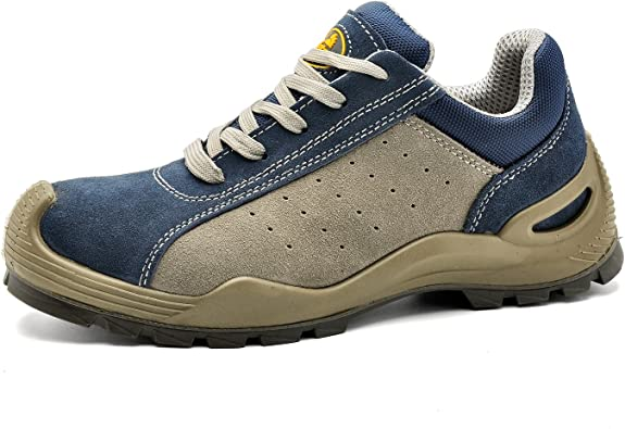 Safety Shoes Lightweight with Wide Fit