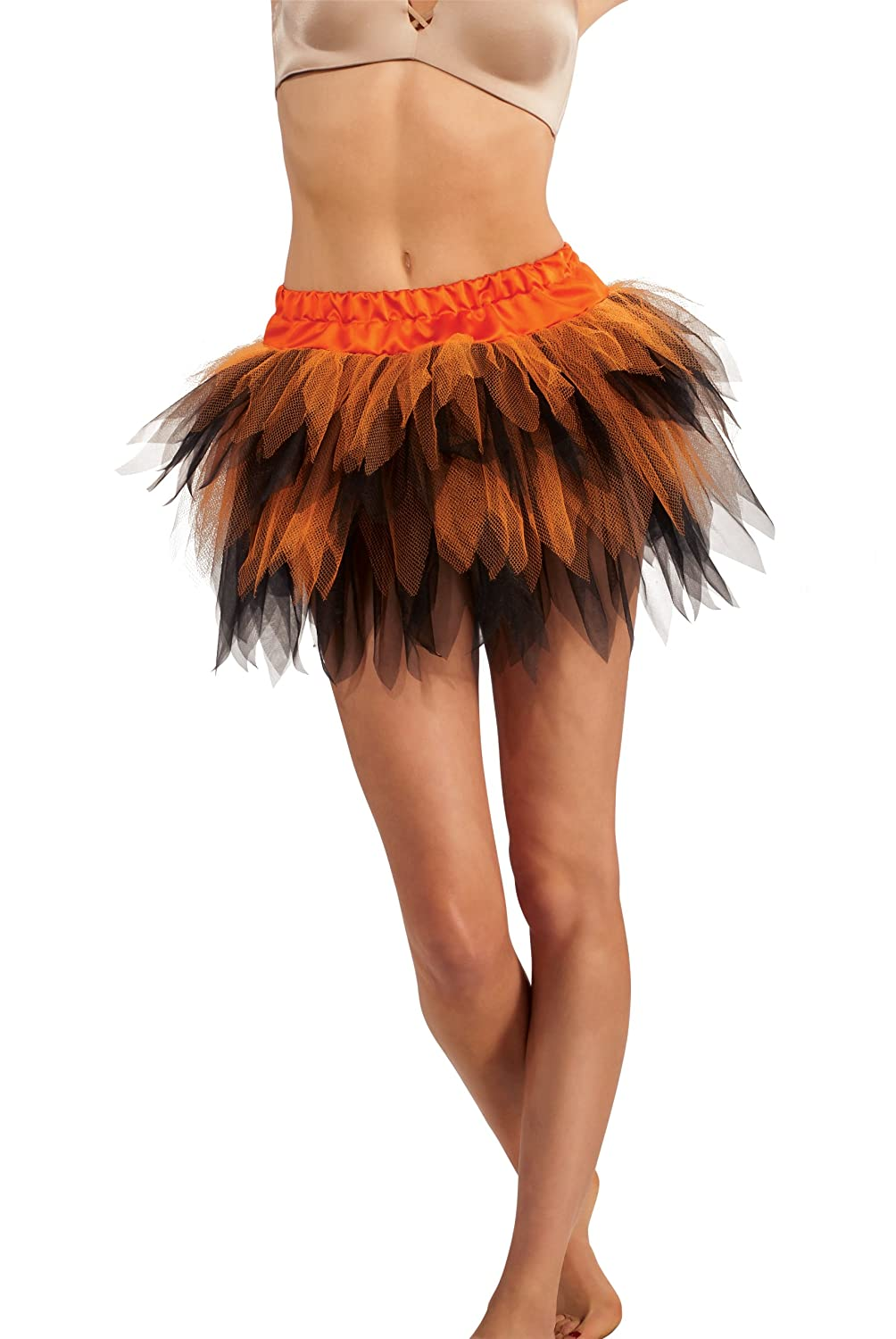 Secret Wishes Butterfly Costume Secret Wishes Butterfly Tutu Orange/Black One Size 30513