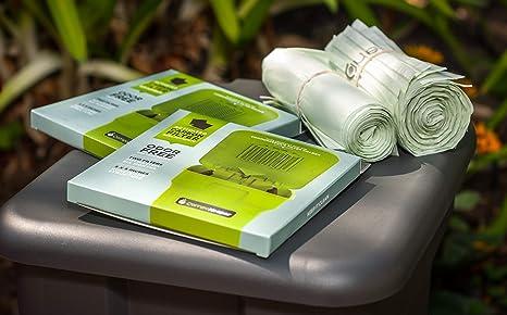 Amazon.com: compokeeper Compost Bin Refill bolsas, 6 Bolsas ...
