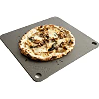 """NerdChef Steel Stone - High-Performance Baking Surface for Pizza (.375"""" Thick - Pro)"""