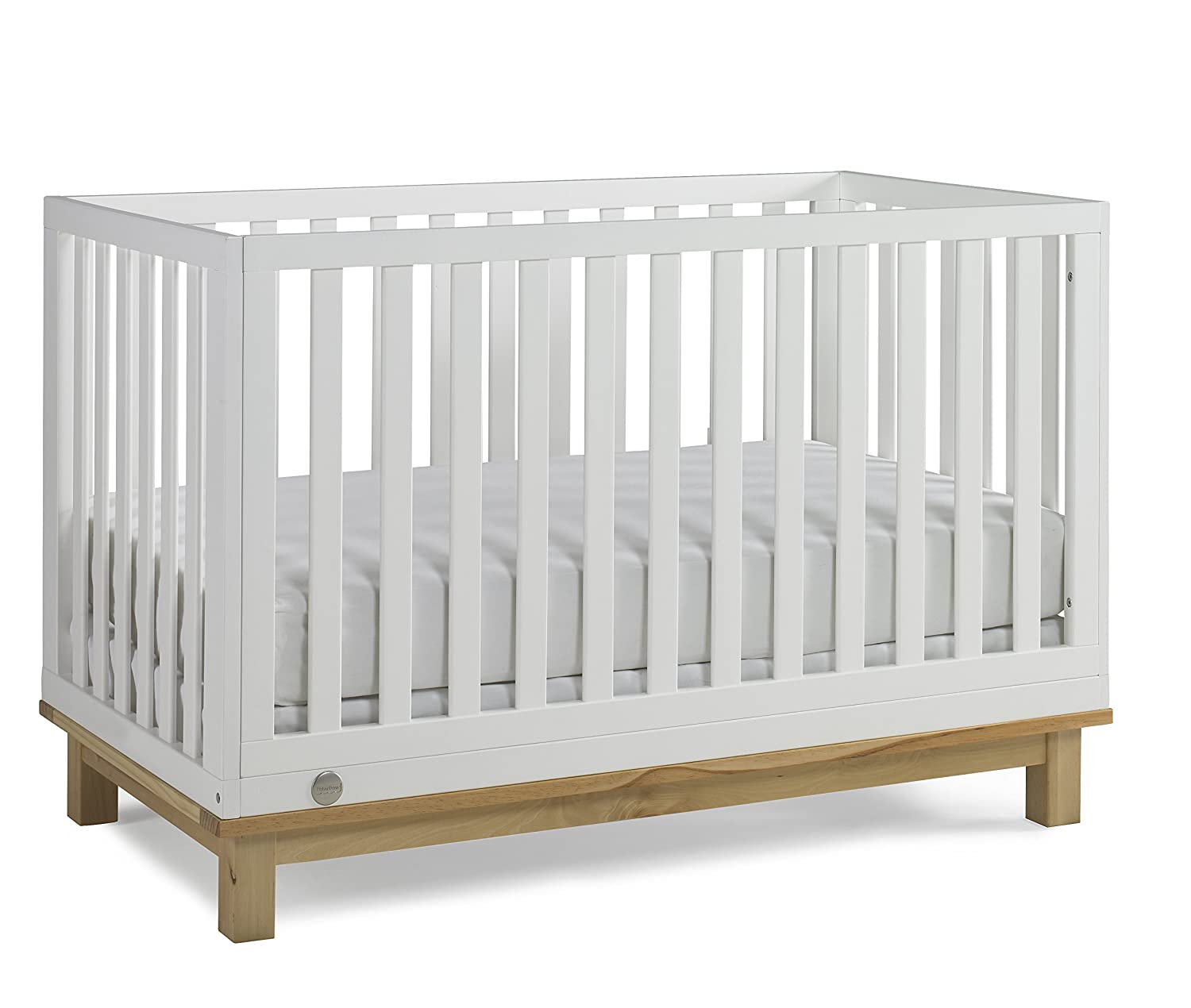 crib snow convertible in fisher white newbury price