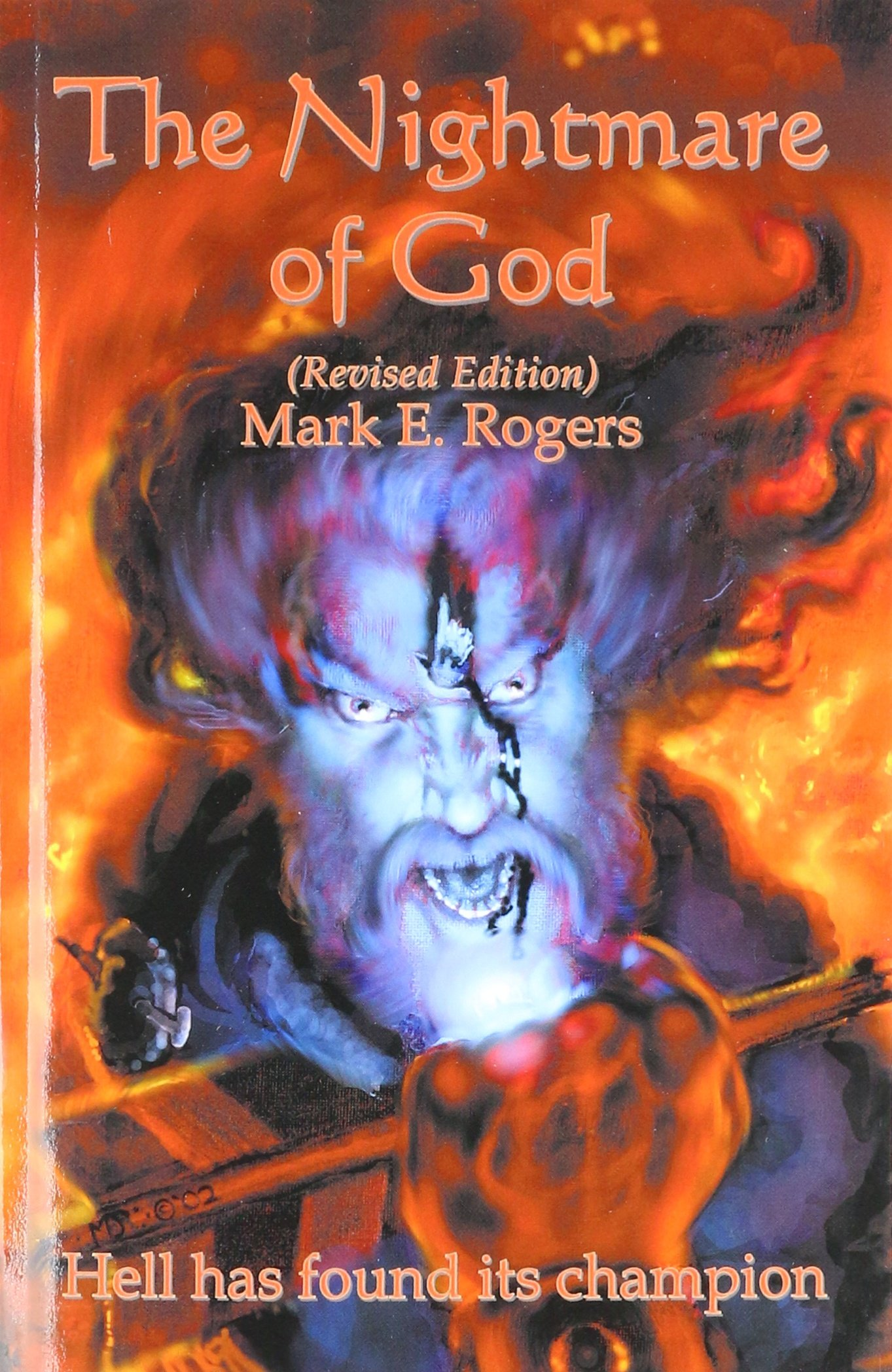 The Nightmare of God ebook