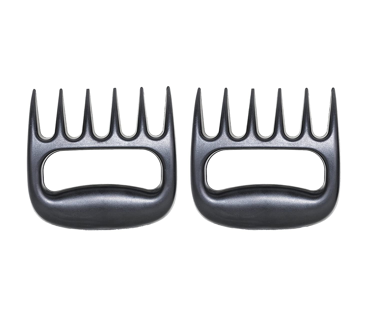 The Original Magicing Shredder Claws - Easily Lift, Handle, Shred, and Cut Meats - Essential for BBQ Pros - Ultra-Sharp Blades and Heat Resistant Nylon S-071