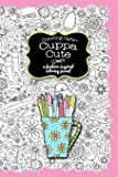 Coloring Cafe-Cuppa Cute Journal: A fashion inspired coloring journal