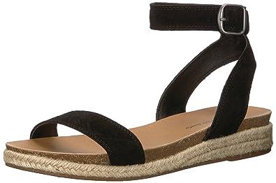 a579e0a53b3 Lucky Brand Women s Garston Flat Sandal