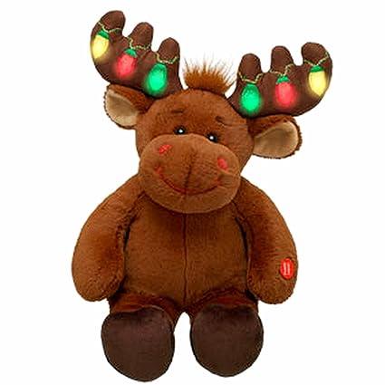 build a bear hal 17 plush christmas moose - Christmas Moose