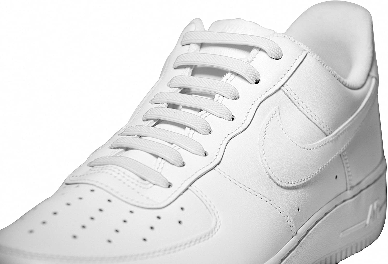 Cordones de silicona para zapatos slingz; nunca se atan fácilmente ...