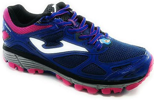 Joma TK.Shock Zapatillas Trail-Running para Mujer: Amazon.es ...