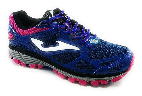 Shock Zapatillas Trail-Running para Mujer (36)