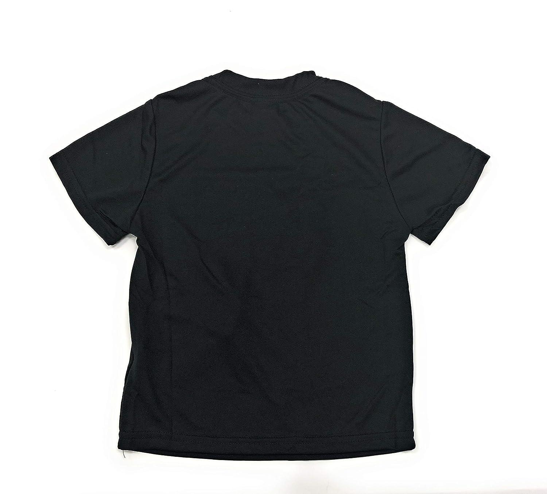 Black Gerber Baltimore Ravens Baby Boy Toddler Grey Performance T-Shirt