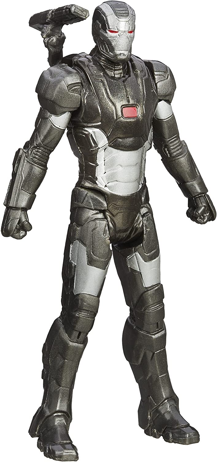 Marvel Avengers All Stars War Machine 3.75-Inch Figure