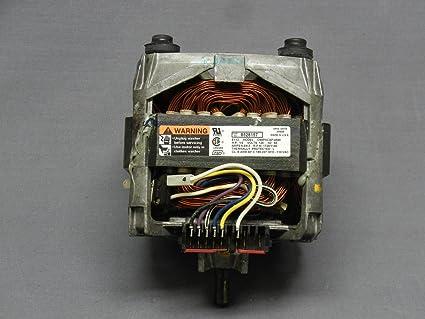 amazon com recertified whirlpool 661600 washer direct drive motor rh amazon com Whirlpool Lte5243dq2 Wiring Diagram Model Whirlpool Duet Washer Wiring Diagram
