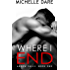 Where I End (Arrow Falls Book 1)