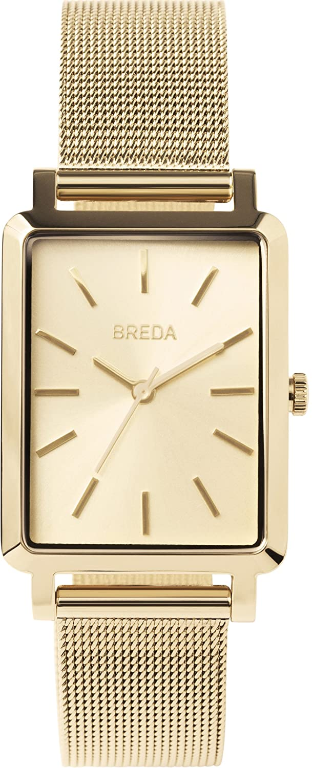 BREDA Women s BAER Mesh Strap Watch 1729, 26MM