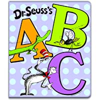 Dr Seuss's Board Book - ABC