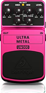 Behringer Ultra Metal UM300 review