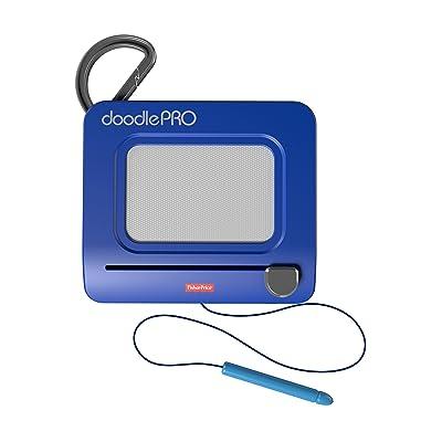 Fisher-Price DoodlePro, Clip-on (Blue): Toys & Games [5Bkhe1004795]