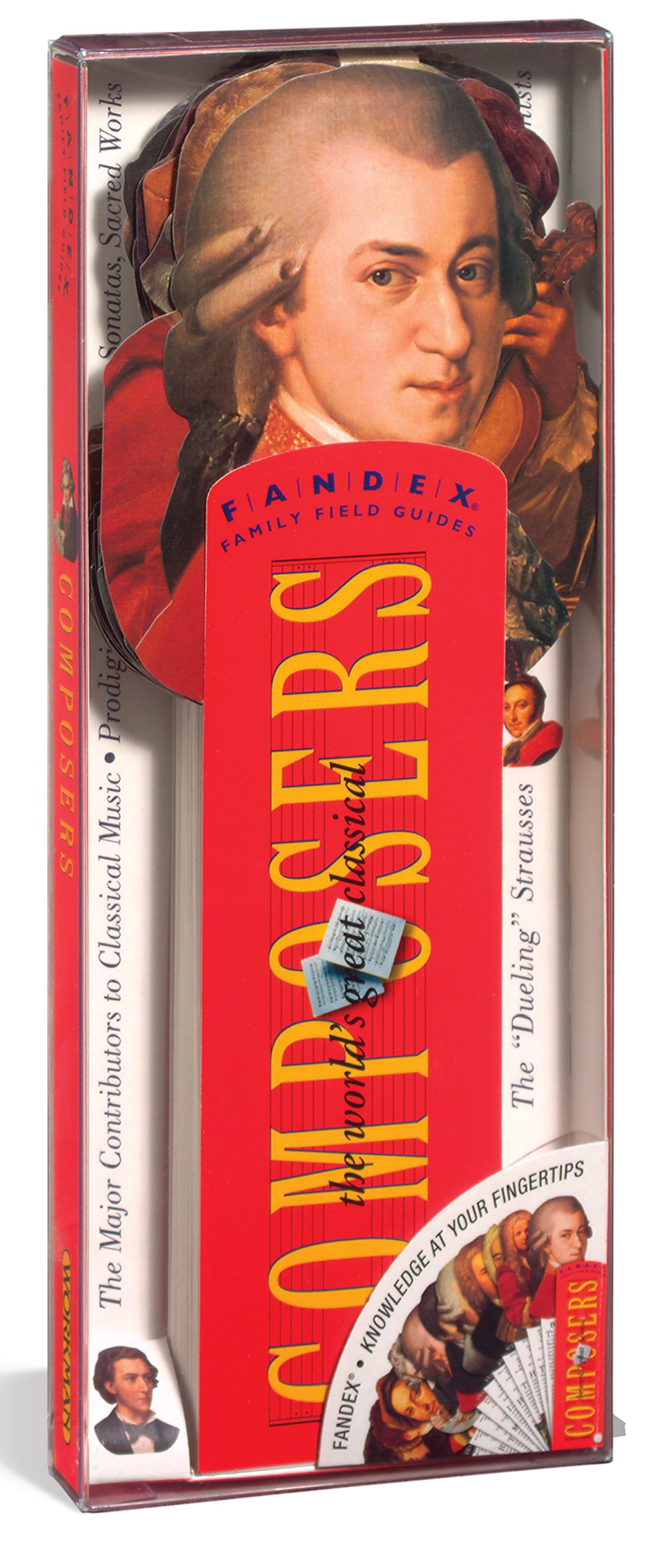Fandex Composers (Fandex Family Field Guides)