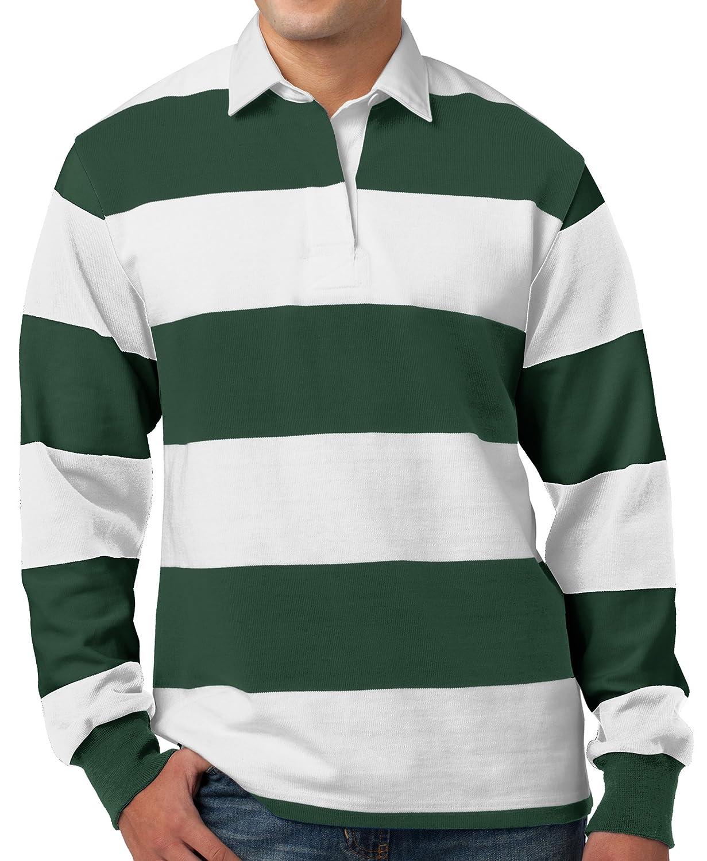 Buy Cool Shirts OUTERWEAR メンズ B076DPBHQF  フォレストグリーン/ホワイト Medium