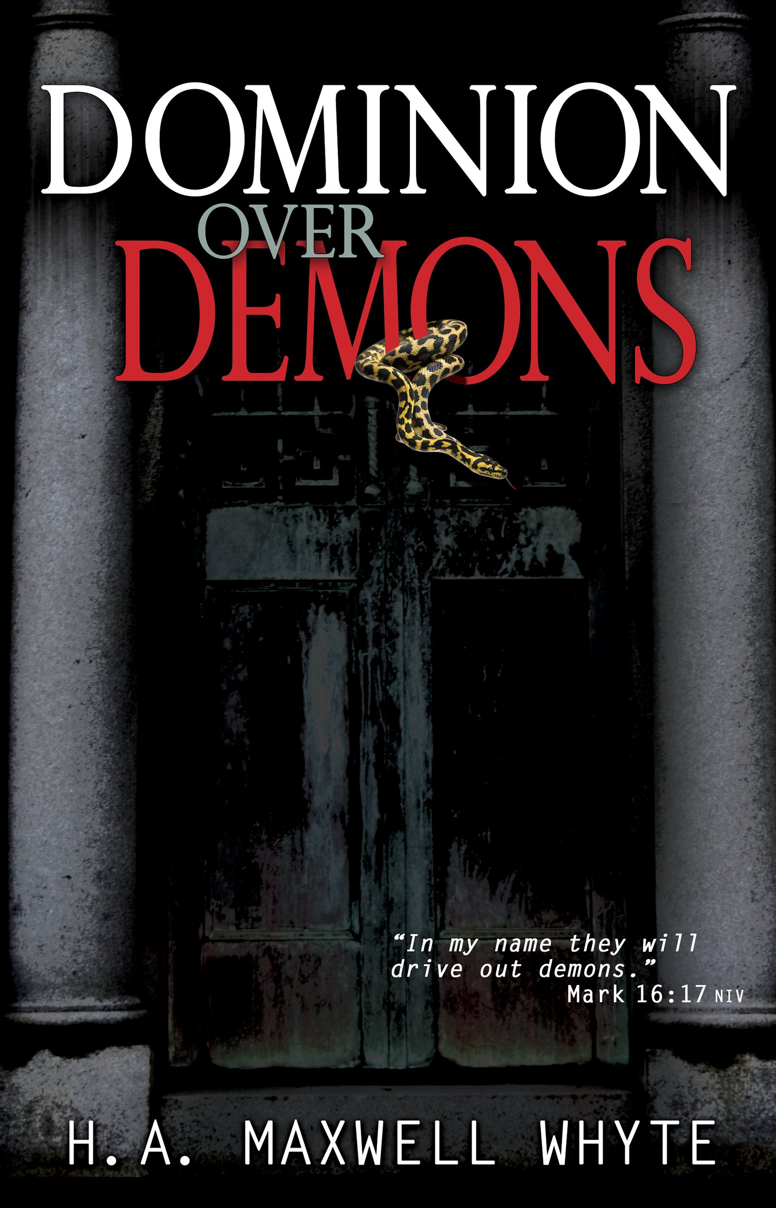 Read Online Dominion Over Demons pdf