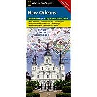 New Orleans Destination City Map