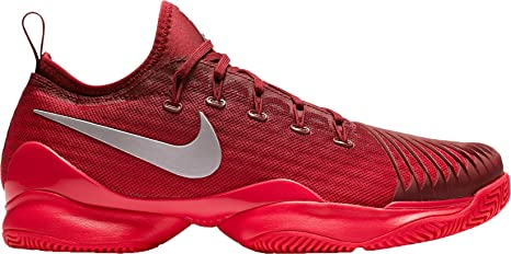 Nike Nike Nike donna Air Zoom ultra REACT scarpe da tennis US, donna, rosso   cc5544