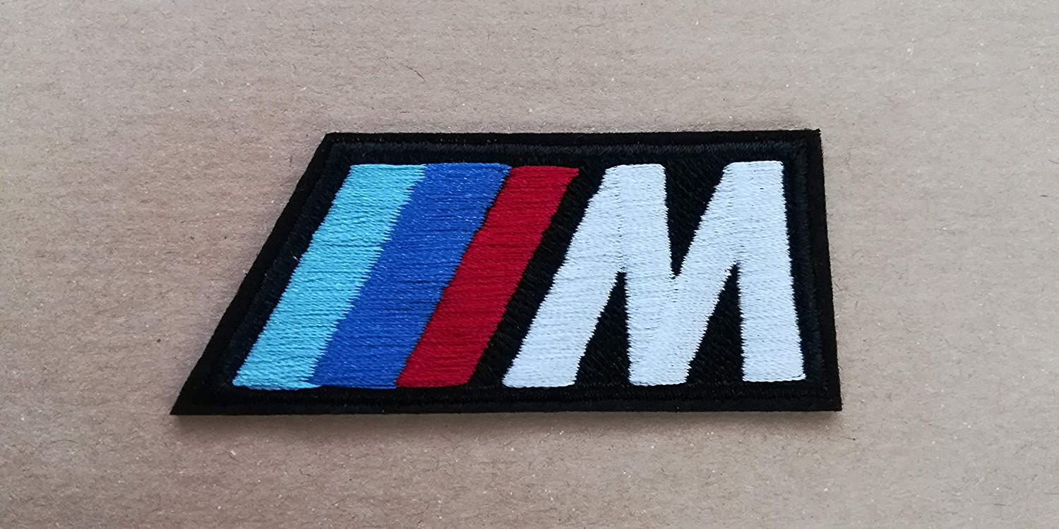 THERMOCOLLANT BMW M3 ECUSSON PATCHES AUFNAHER TOPPA