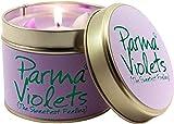 Lily Flame Parma Violets Tin, Purple