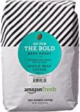 AmazonFresh Dark Roast Whole Bean Coffee, 32 Ounce