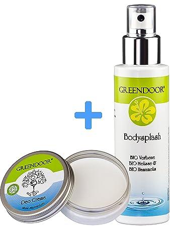 Greendoor intelligente Deo-Kombi zum Vorteilspreis: Body-Splash + ...