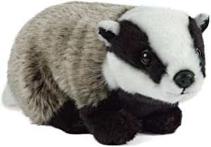 1 X Badger DeLuxe Plush Soft Toy