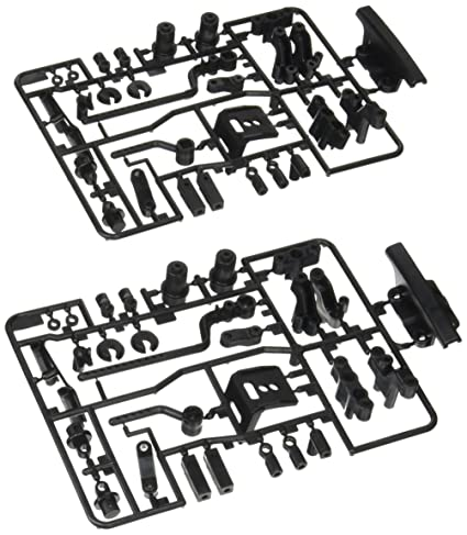 Amazon Com Tamiya 50793 C Parts Suspension Arm M03 Toys Games