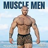 Muscle Men 2019 Wall Calendar