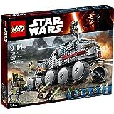 レゴ (LEGO) スター・ウォーズ クローン・ターボ・タンク 75151