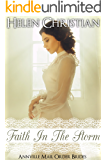 Faith in the Storm (The Annville Mail Order Brides Book 2)