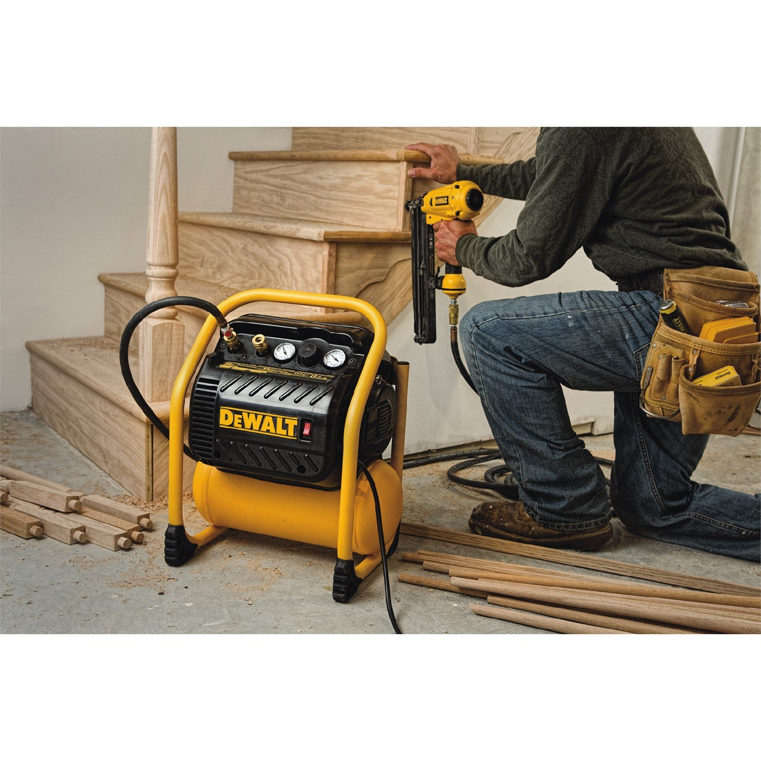 Best Heavy Duty Air Compressor