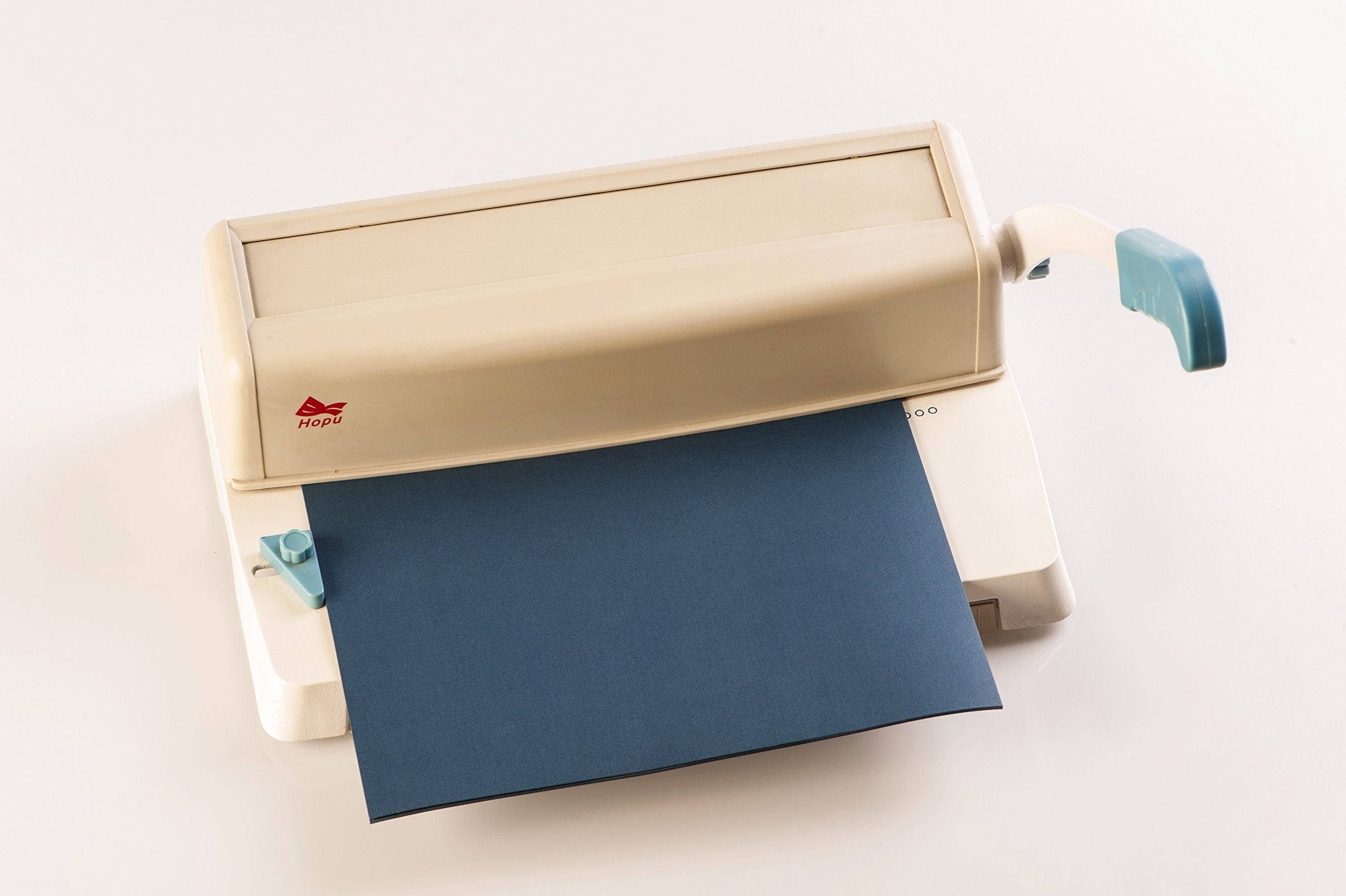 BNC Letter Size Linen Texture Presentation Covers Navy Blue Pack of 100 by BNC Office Supply (Image #9)