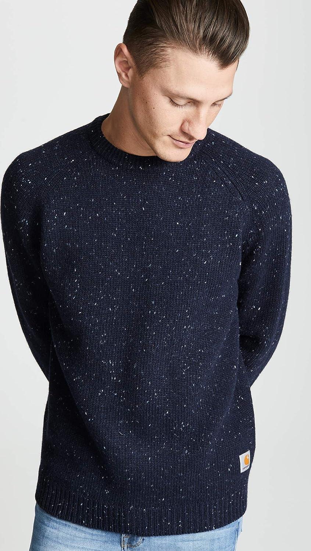 Carhartt WIP Mens Anglistic Sweater