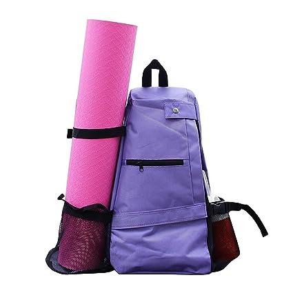 Pawaca Yoga Mat Bag Yoga Multi Propósito Cartera Bolsa ...