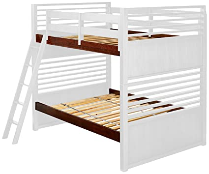 Amazon Com My Home Furnishings Madison Collection 4 6 Full Bunkbed