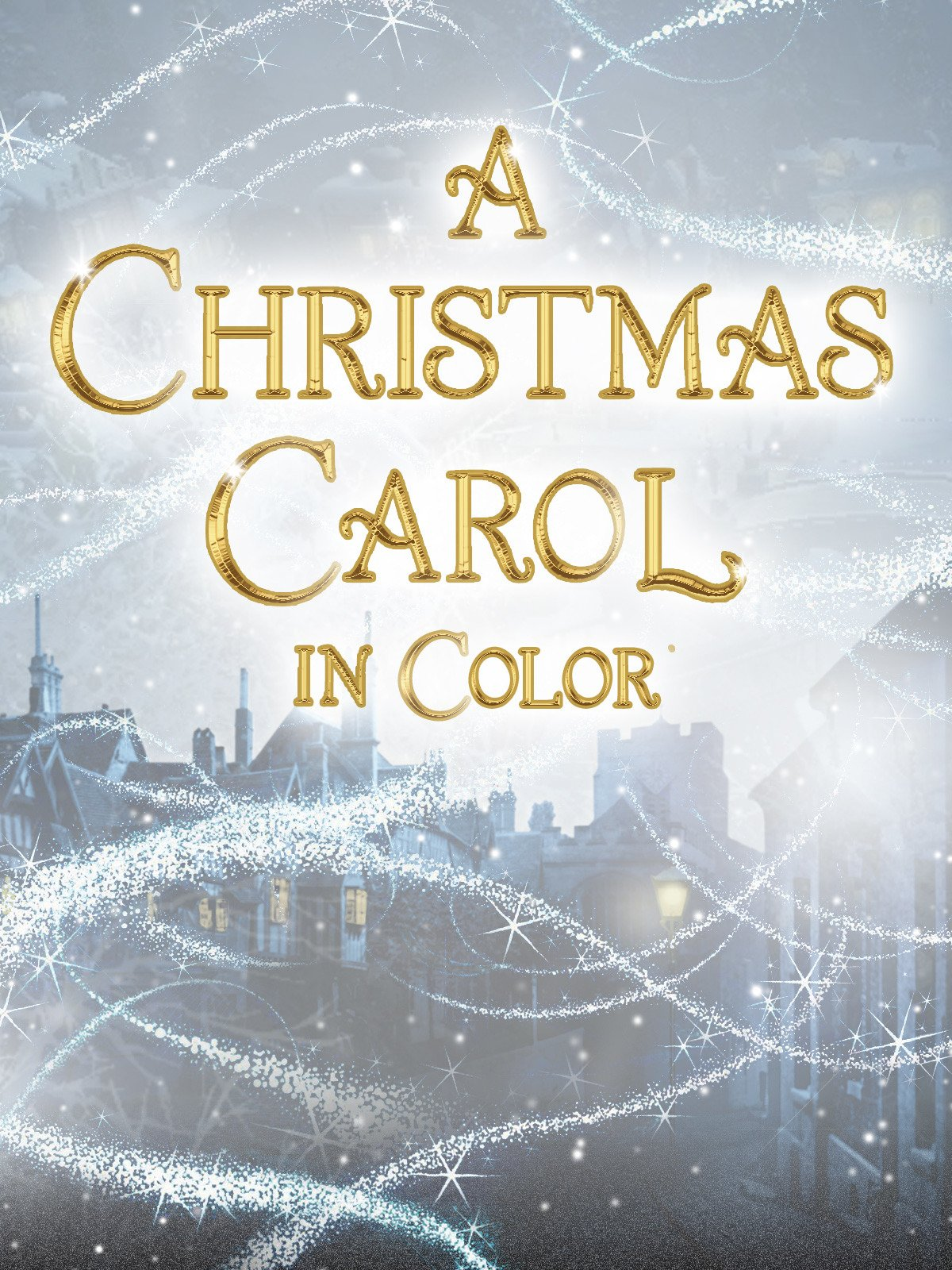 Amazon.com: A Christmas Carol in Color!: Seymour Hicks, Donald ...