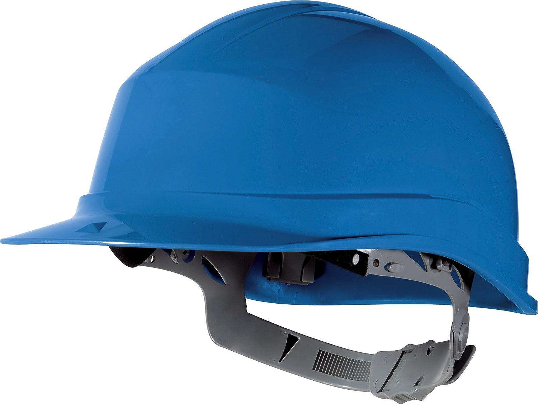 Delta Plus ZIRC1OR Industrieschutzhelm mit Verstellbarem Kopfband, Orange, Einstellbar ZIRCON1