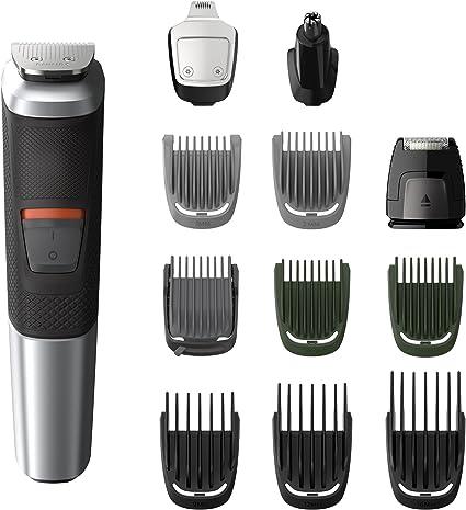 Philips MG5740/15 12 en 1 - Recortadora Todo en Uno: para Barba ...