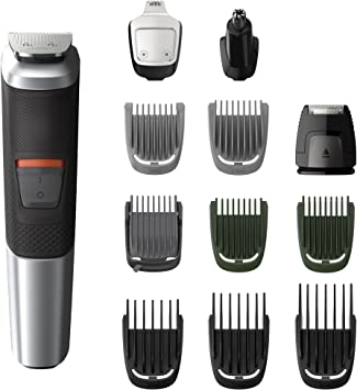 Philips MG5740/15 12 en 1 - Recortadora Todo en Uno: para Barba ...