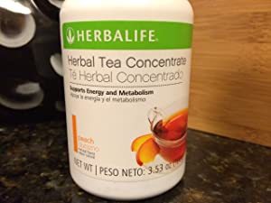 Herbalife Herbal Tea Concentrate (Peach)