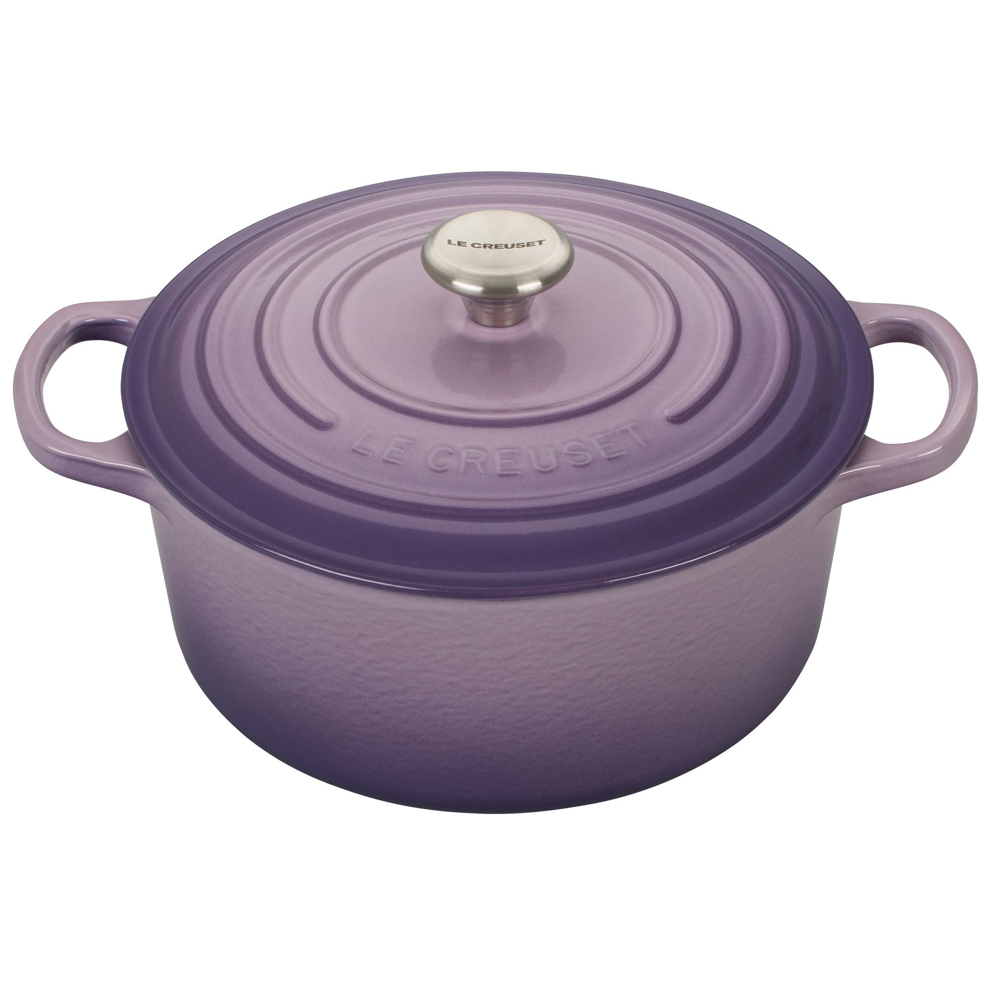 Le Creuset Signature Provence Enameled Cast Iron 3.5 Quart Round French Oven