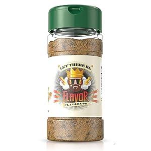 Flavor God #1 Best-Selling, Garlic Lovers Seasoning, 1 Bottle, 5 Ounce