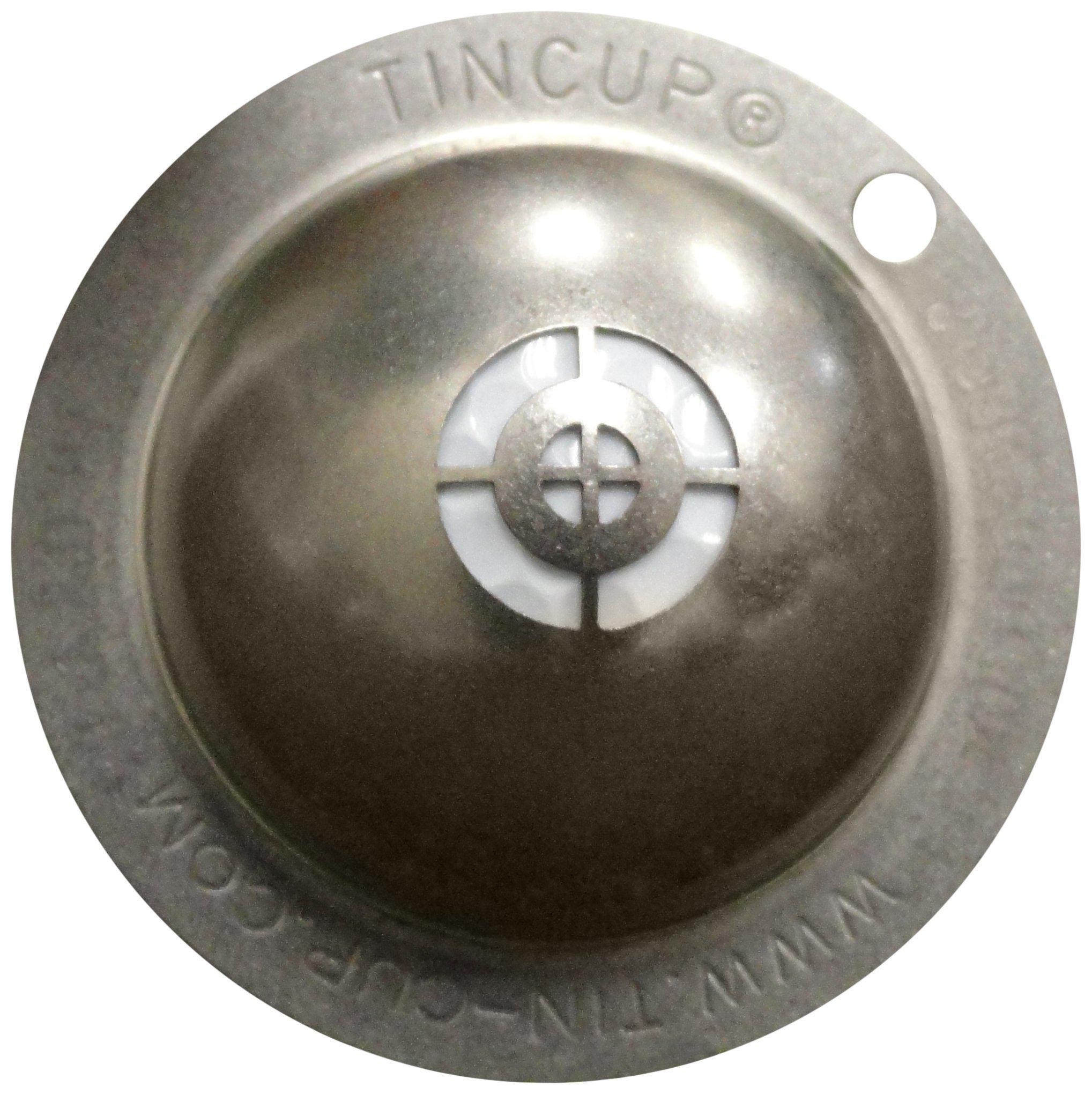 Tin Cup Take Aim Golf Ball Marking Stencil, Steel