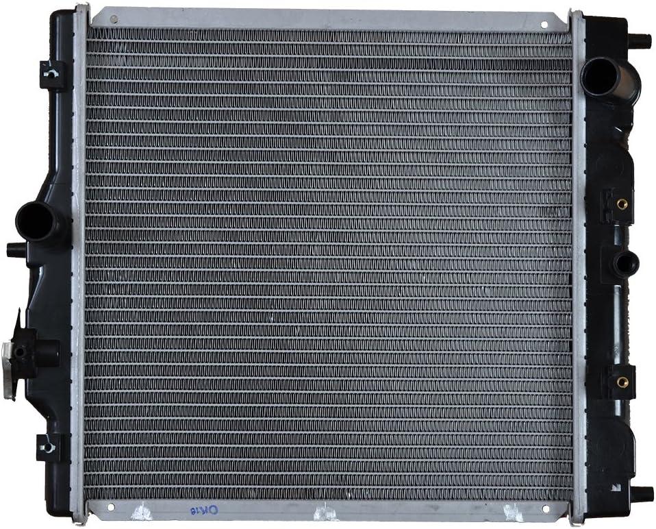NRF 509529 Radiatore Raffreddamento motore